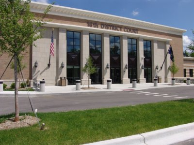 16th District Court in Livonia Michigan